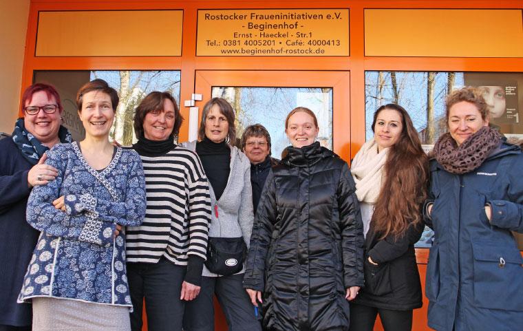 Beginenhof Rostock Südstadt Erhalt Schließung