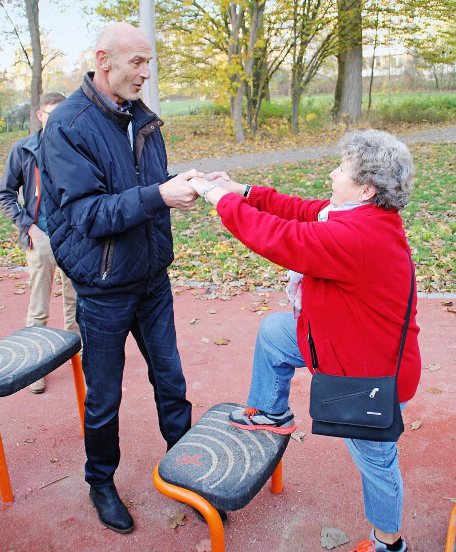 Aktivplatz Kringelgraben Südstadt Rostock Änderungen Senioren
